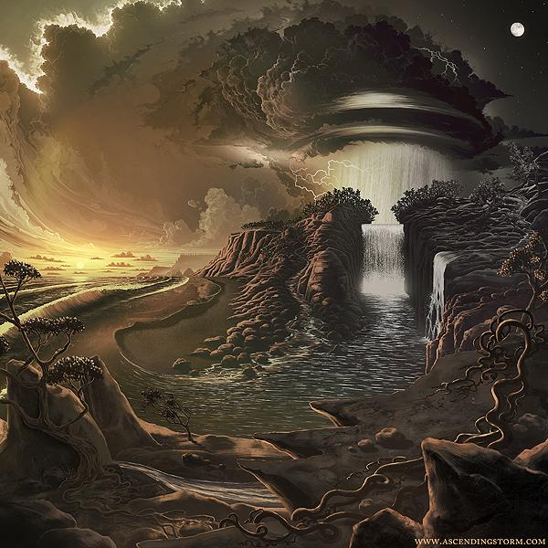 4.Waterfall II
